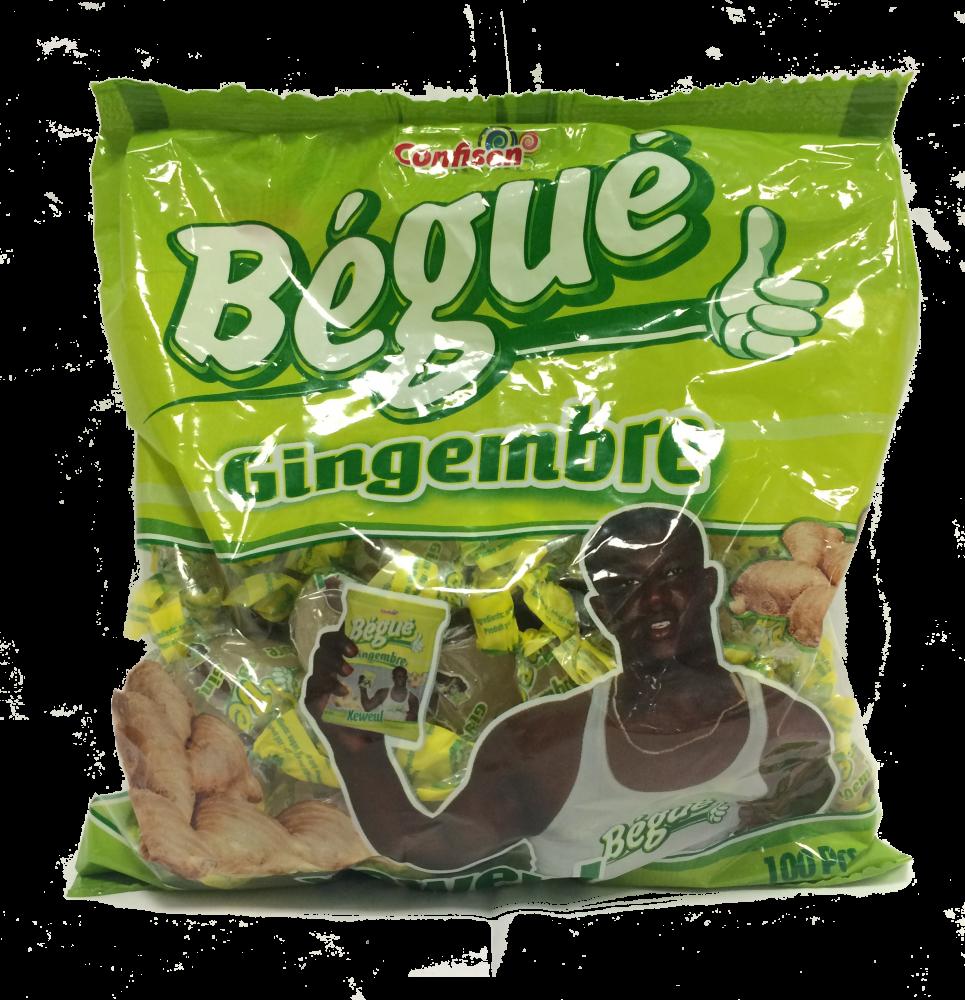 Ittrade - Caramelle Beguè 10 x 28 g - Africa Senegal