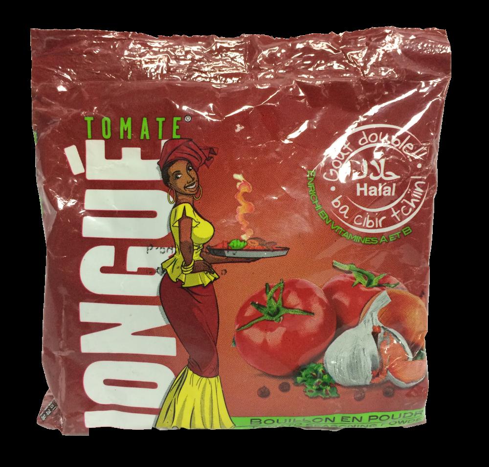 Ittrade - Dado In Polvere Jonguè Brown 60 x 75 g - Africa Senegal