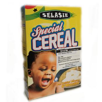 Ittrade - Cereal Mix 24 x 400 g - Africa Ghana