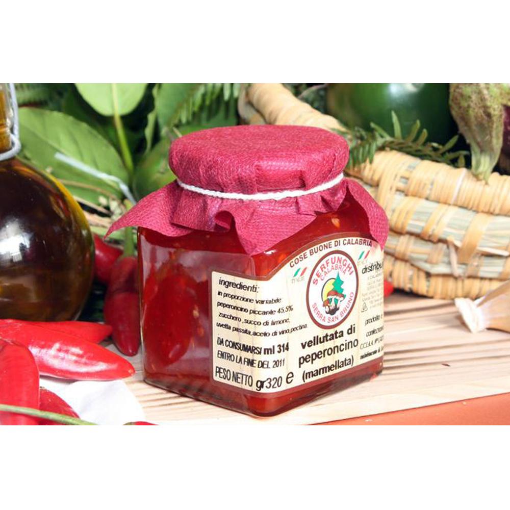 Ittrade - Marmellata Di Peperoncino 12 x 106 ml - Europa Italia
