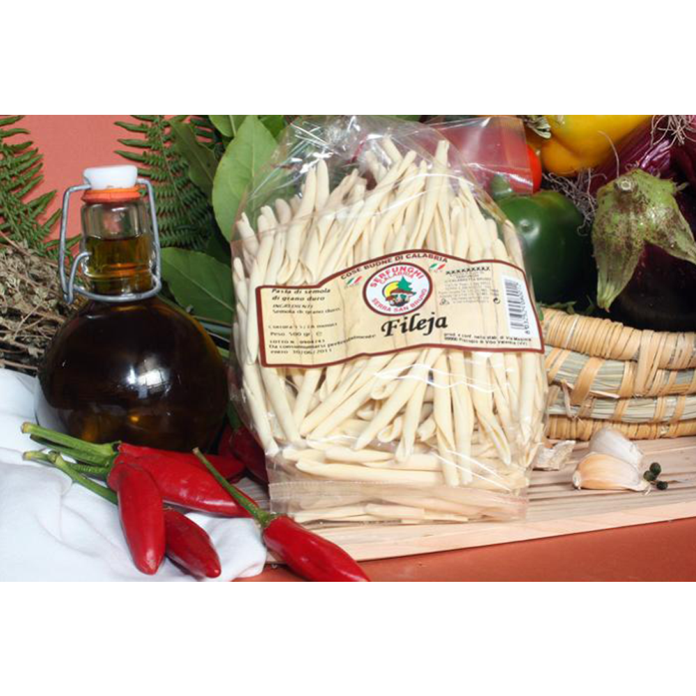 Ittrade - Pasta Fileja Bianca 12 x 500 g - Europa Italia