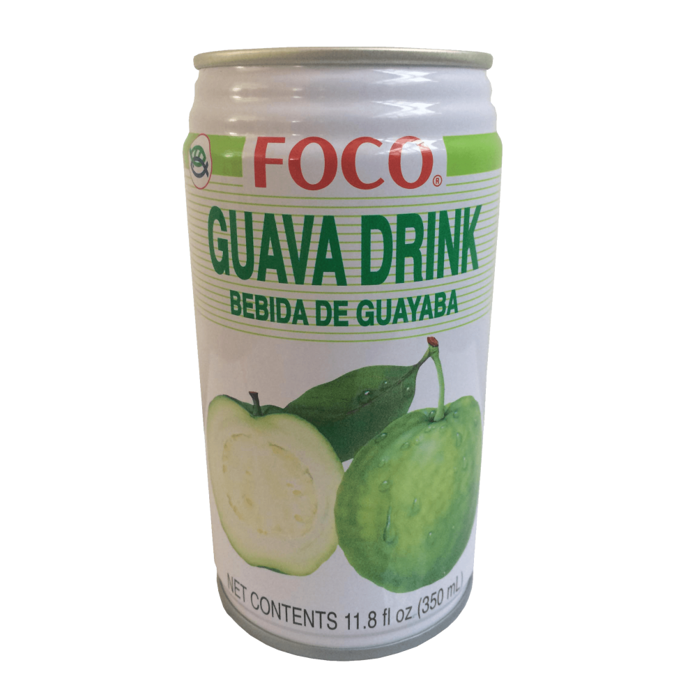 Ittrade - Foco Guava Drink 24 x 350 ml - Asia Thailandia