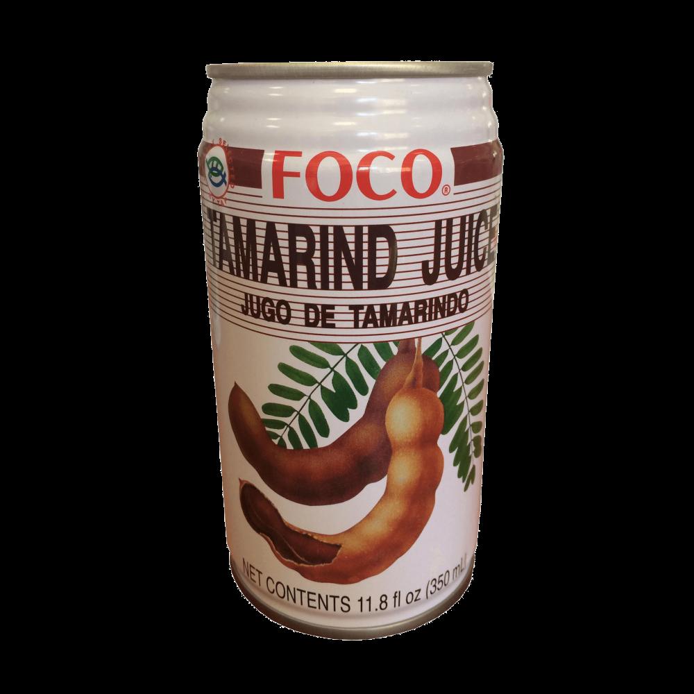 Ittrade - Foco Tamarind Drink 24 x 350 ml - Asia Thailandia