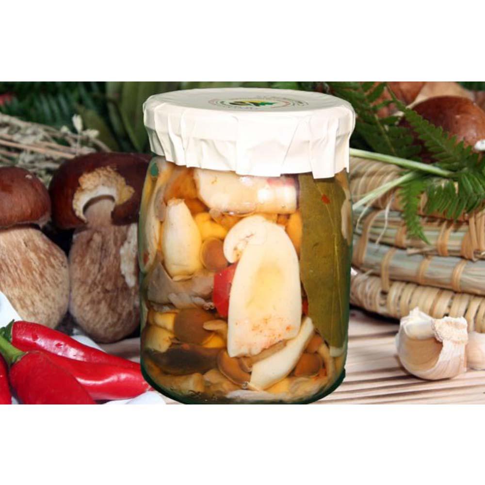 Ittrade - Funghi Misti 12 x 314 ml - Europa Italia