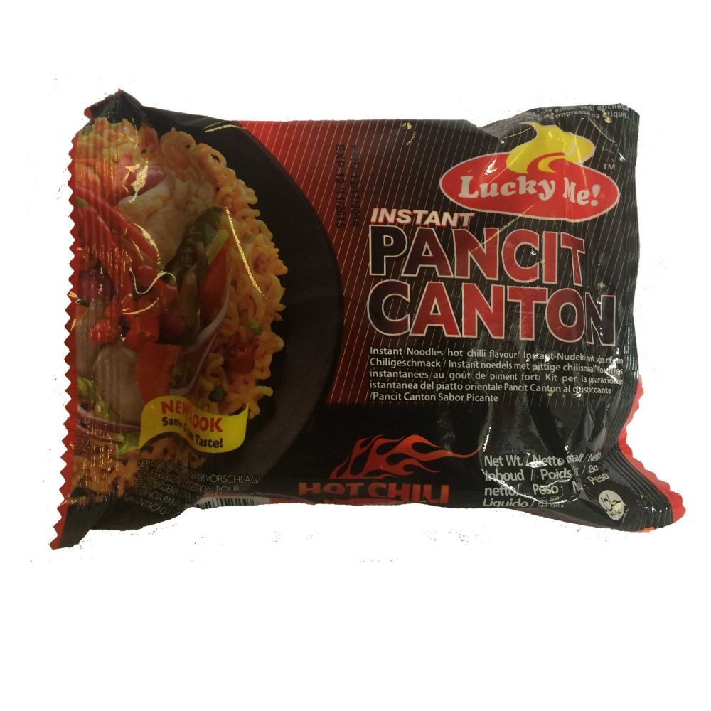 Ittrade - Luckyme Canton Hot Chili 72 x 60 g - Europa Olanda