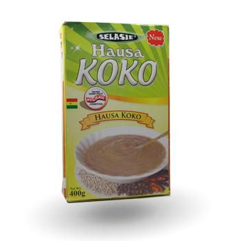 Ittrade - Hausa Koko 30 x 400 g - Africa Ghana