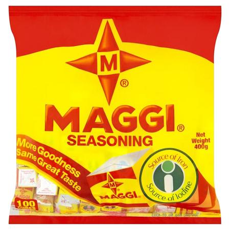 Ittrade - Maggi Cube Nigeria 21 x 400 g - Africa Costa d'Avorio