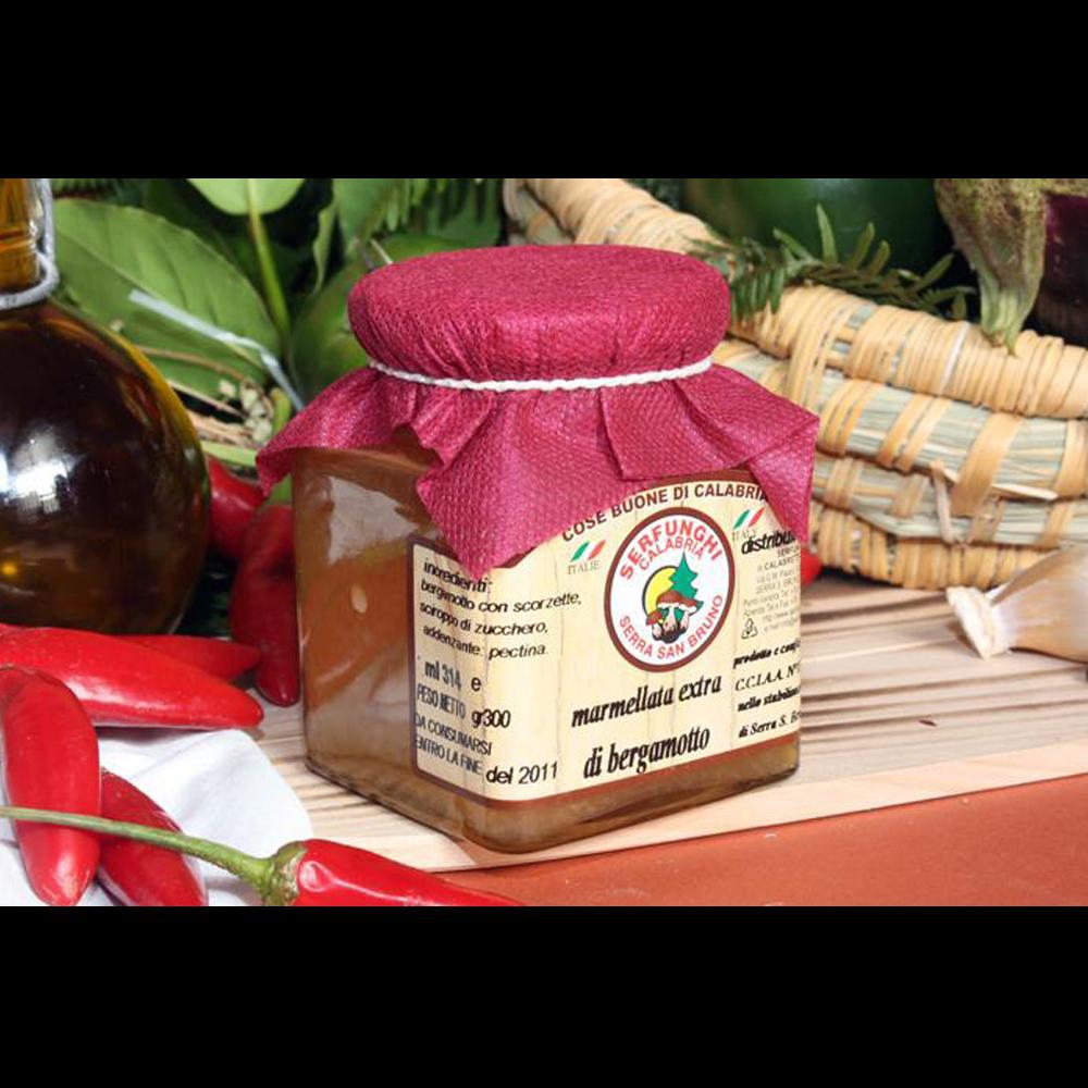 Ittrade - Marmellata Di Bergamotto Quadro 12 x 314 ml - Europa Italia