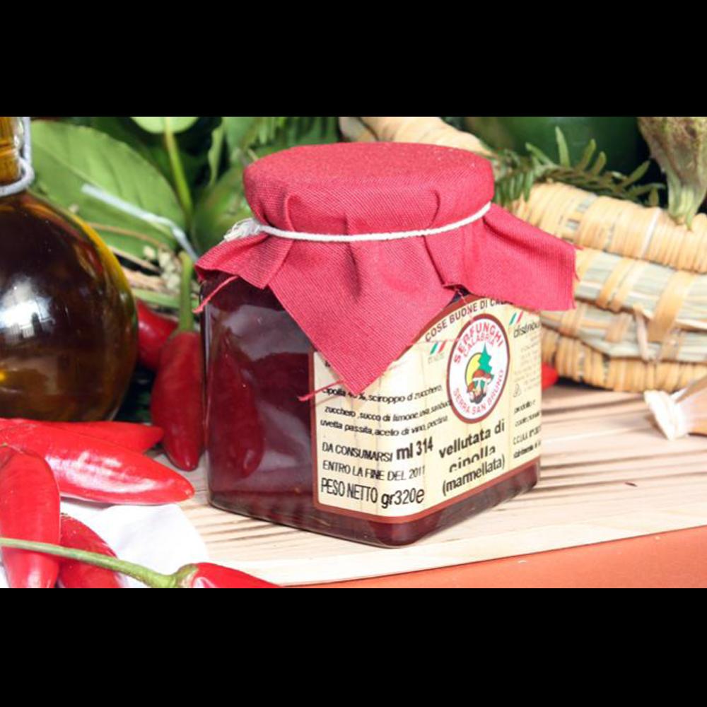 Ittrade - Marmellata Di Cipolla 12 x 106 ml - Europa Italia
