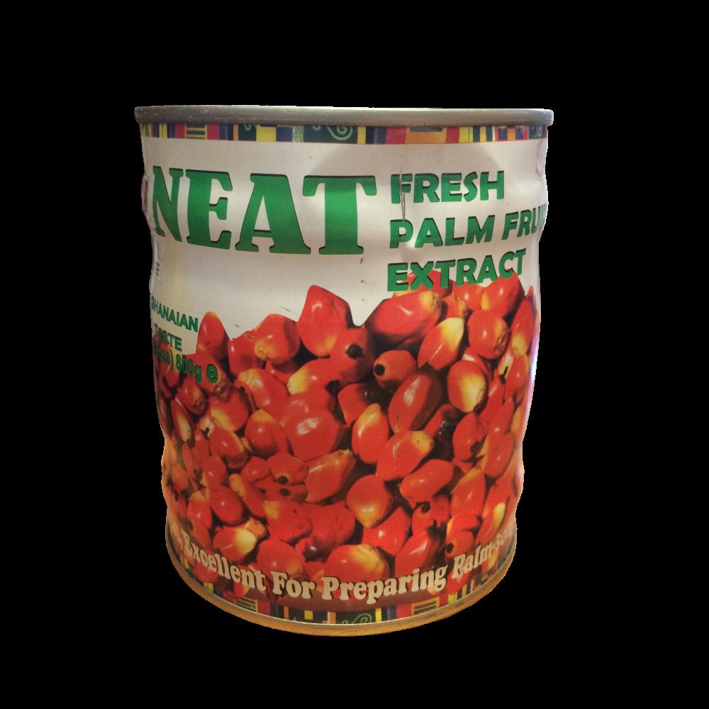 Ittrade - Neat Fresh Palm 12 x 800 g - Africa Ghana