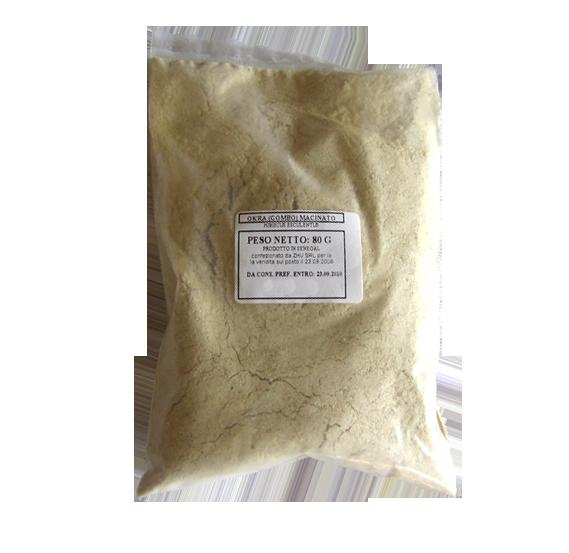 Ittrade - Okra In Polvere 10 x 100 g -