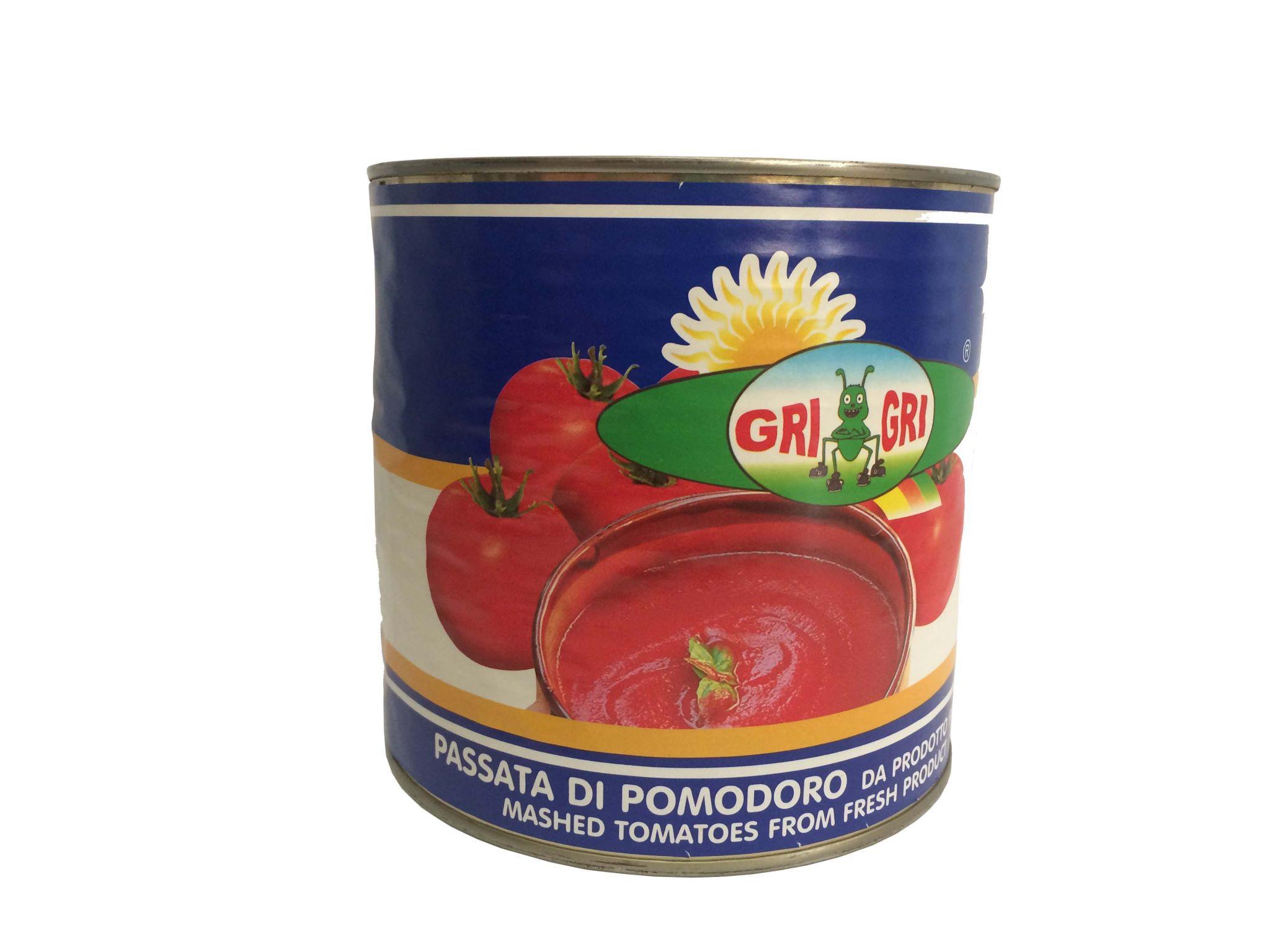 Ittrade - Passata Di Pomodoro 6 x 2
