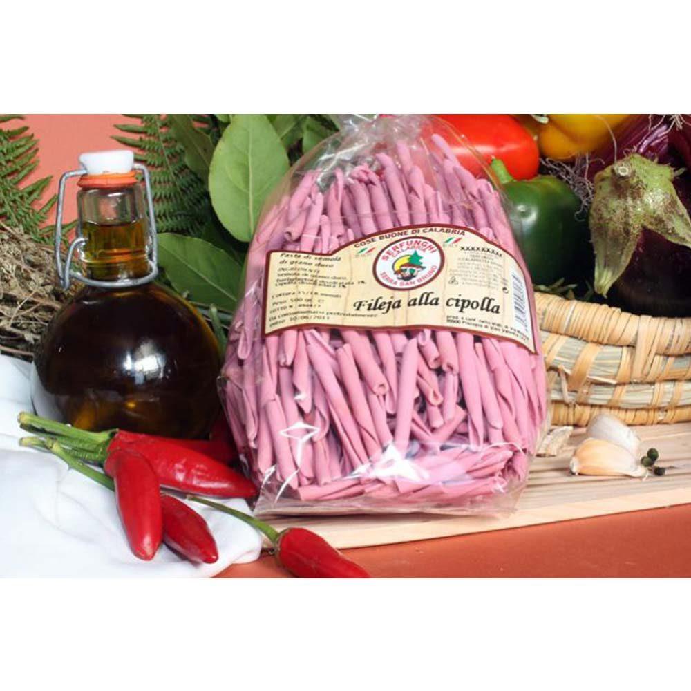 Ittrade - Pasta Filejia Alla Cipolla 12 x 500 g - Europa Italia