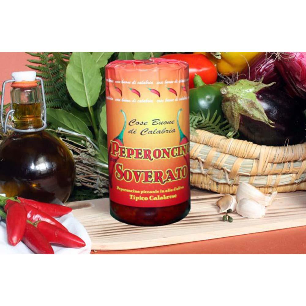 Ittrade - Peperoncino Soverato 6 x 212 ml - Europa Italia