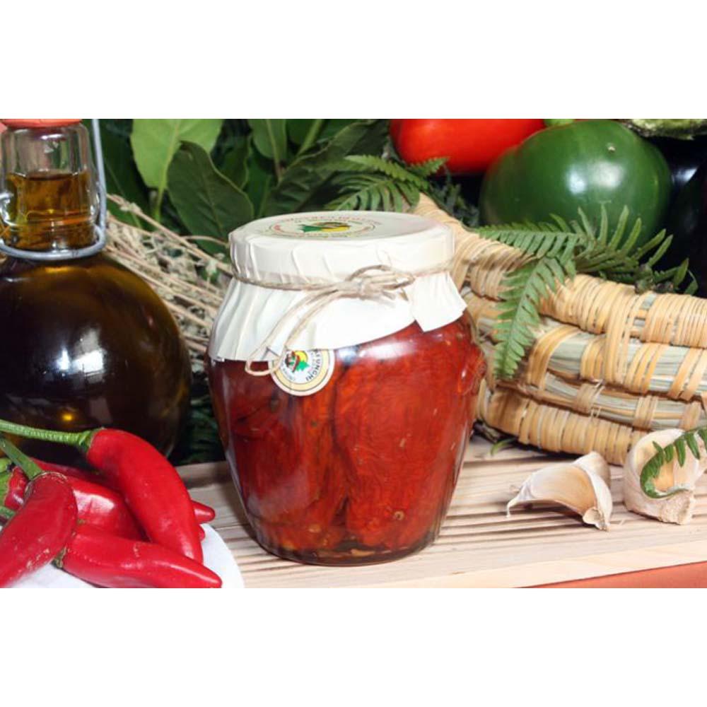 Ittrade - Pomodori Secchi 12 x 314 ml - Europa Italia