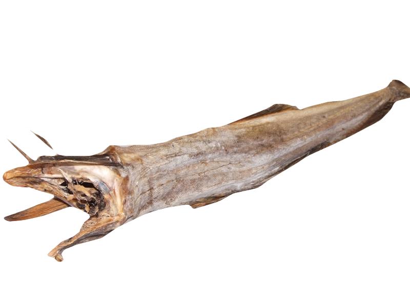 Ittrade - Stoccafisso Senza Testa 20 x 200 g -